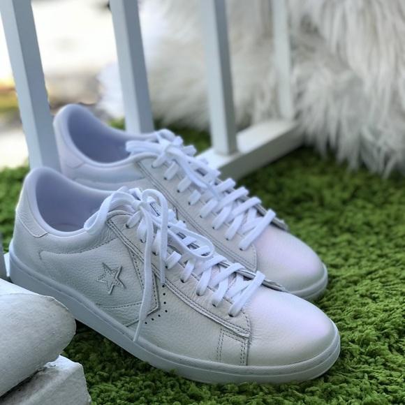 0cb40b7a08 Converse Shoes   Nwt Pro Leather Lp Ox Arctic Fire   Poshmark